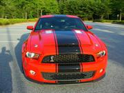 2010 Ford Ford Mustang SHELBY GT 500